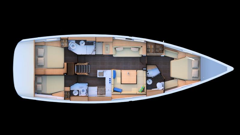 J51 3 cabin d